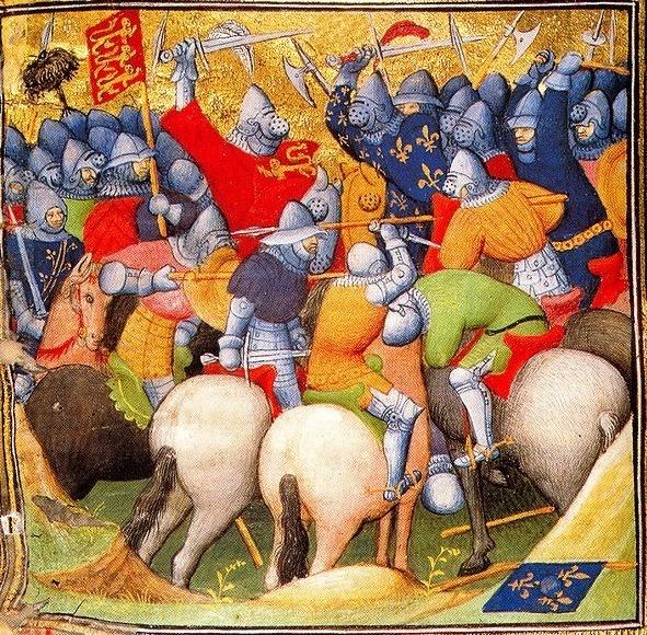 Charles VII reconstruit le royaume de France : 1415-1453 ÉPILOGUE DE LA GUERRE DE CENT ANS. Maniant avec talent la diplomatie comme l'artillerie, Charles VII chasse les Anglais qui avaient conquis la majeure partie du territoire français, mettant ainsi fin à cent seize ans de conflits.