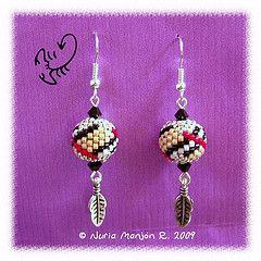 Photobucket Obrázky, Obrázky a fotkyBeadingfr Pattern, Beadsfrom Beads, Bdid Beads, Burberry Pattern, Beads Beads, Beads Mk, Beads Stuff, Gyöngy Fülbevalók, Beads Pattern