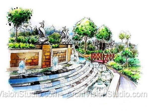 1000 images about pool on pinterest luxury pools for Swimming pool sketch