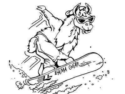 funny liama cartoon | BLOG - Funny Llama Cartoon