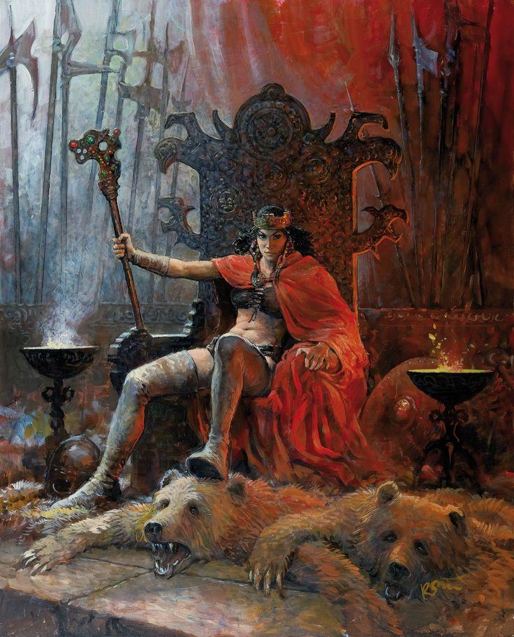 Kriss de Valnor | Thorgal