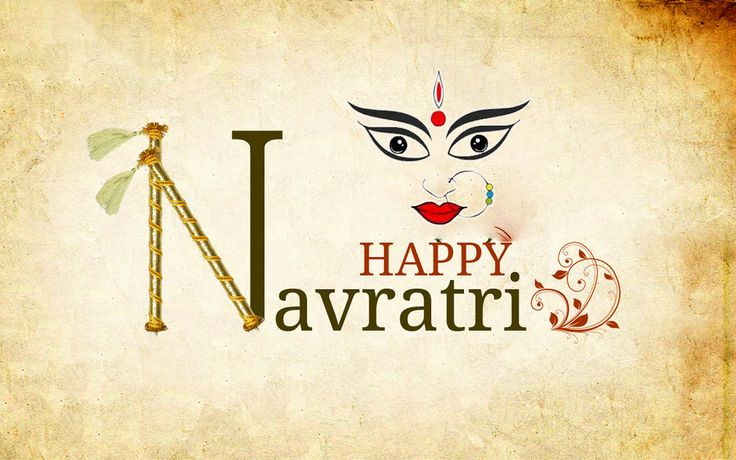 All nine days during Navaratri are dedicated to nine forms of Goddess Shakti.  May this Navratri bring you happiness & prosperity! Good Wishes for a joyous Navratri with plenty of Peace and Prosperity... ||*JAI MAATA DI*|| #happynavaratri #jaimatadi #prosperity #Navratri