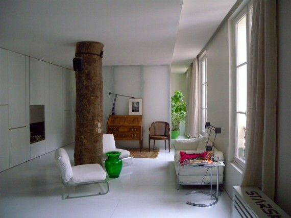 69 best images about un arbre dans la maison on un stump table and nature