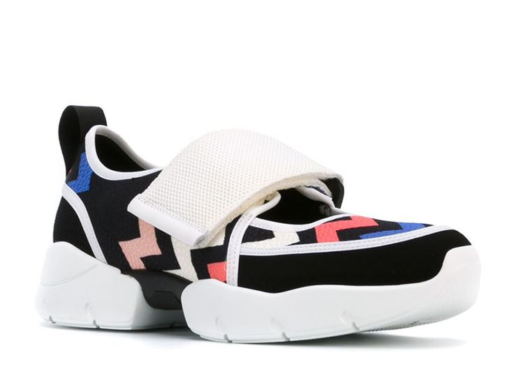 Sneakers for Women On Sale, Rose, Leather, 2017, 5.5 7.5 Msgm