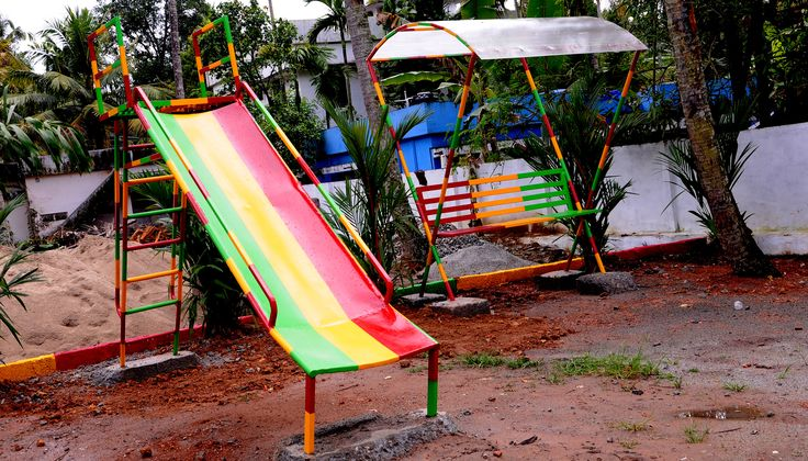 Beautiful land with Garden space and Playgrounds for Kids. Book Now : 09562501122 , 09562502233