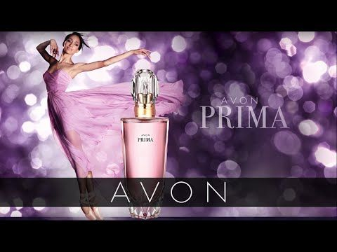 Avon Prima Eau De Parfum. Free Body Lotion & Shower Gel with every perfume purchase
