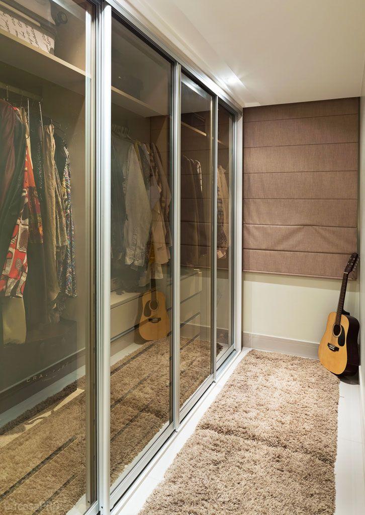 25+ melhores ideias sobre Closet Casal no Pinterest  ~ Armario De Quarto Casal Grande