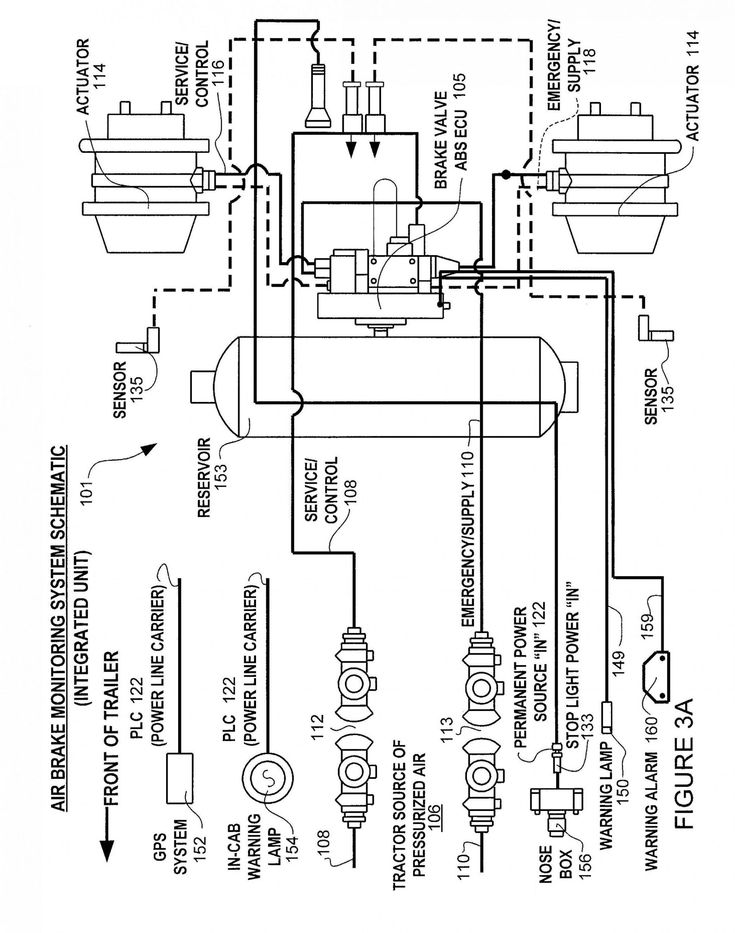 Peterbilt Engine Brake Wiring Diagram Peterbilt Engine