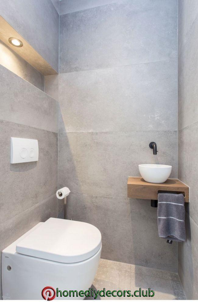 Pin Von Kerstin Vinken Auf Neues Badezimmer In 2020 Wc Design
