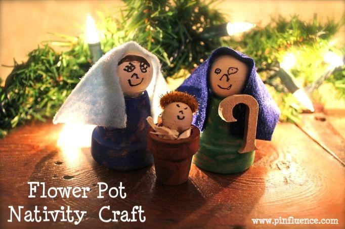 DIY Nativity Craft
