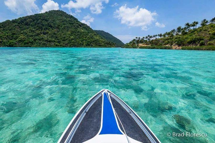 Anambas. Insulele de Nicăieri (2). Mistery Island.