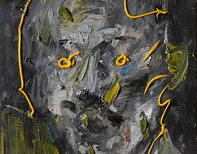 """Check out new work on my @Behance portfolio: """"Face 1"""" http://be.net/gallery/32507447/Face-1"""
