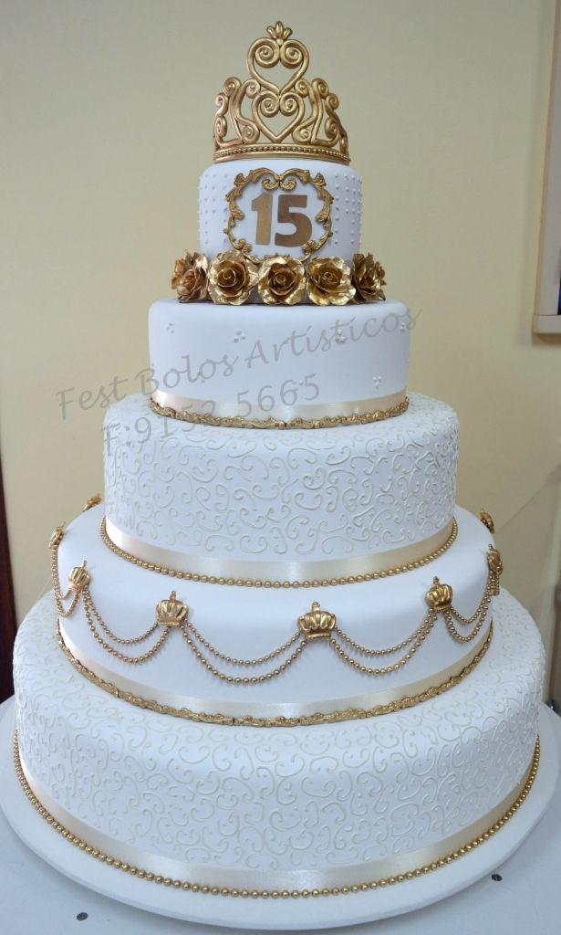 pasteles de quinceañera