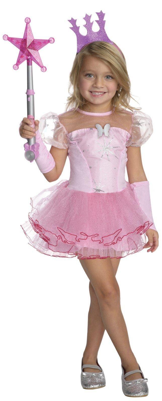 Wizard of Oz - Glinda Tutu Girls Girl's Costume | The Wizard of Oz ...
