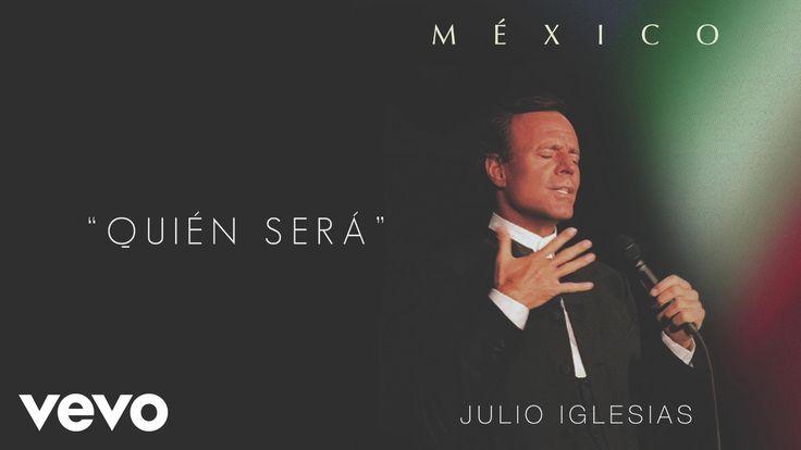 Julio Iglesias - Quién Será (Cover Audio) - YouTube