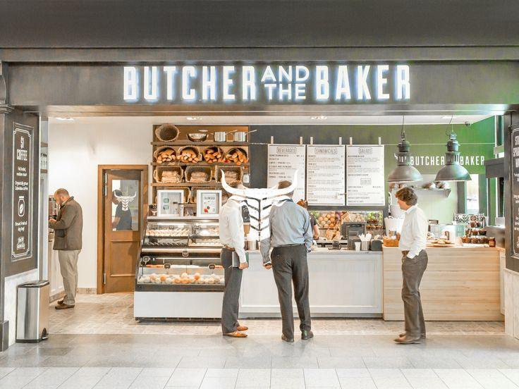 Butcher and Baker