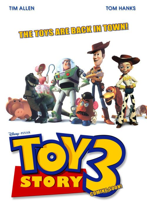 Image result for advertising posters for kids   Toy story ...