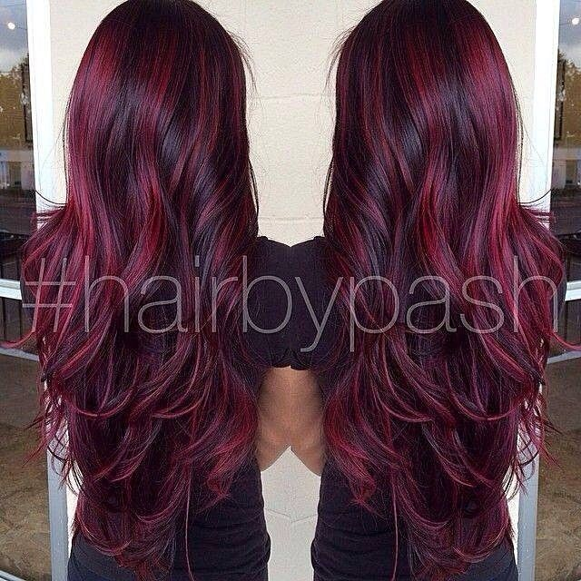 <3 since I'm scared to cut it, maybe I'll just dye it like this!
