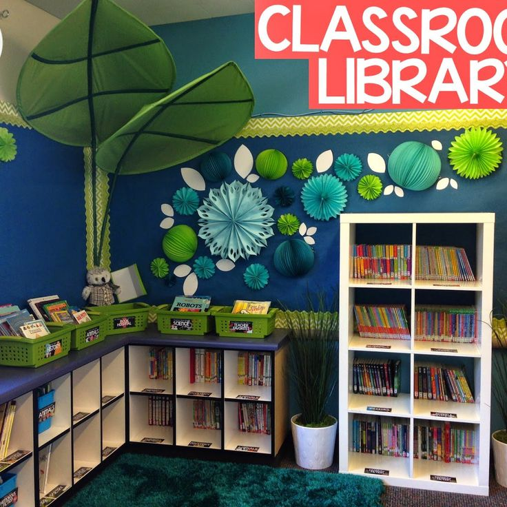 Classroom Library Decorating Ideas ~ Best preschool classroom decor ideas on pinterest