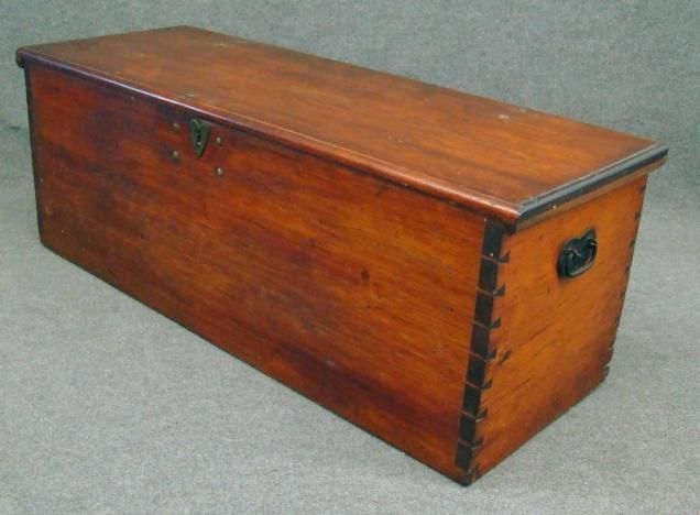 Early Blanket Chest