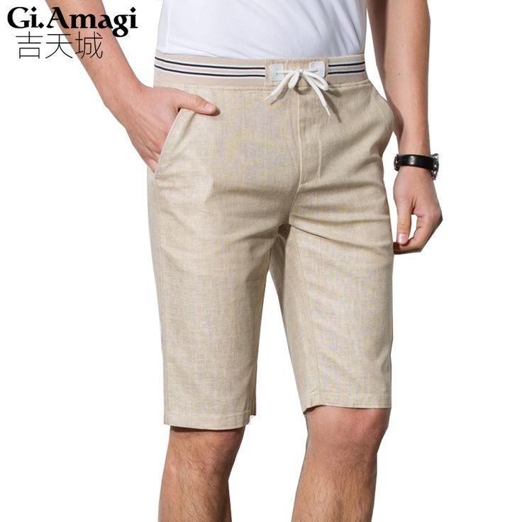 17 Best ideas about Mens Linen Shorts on Pinterest