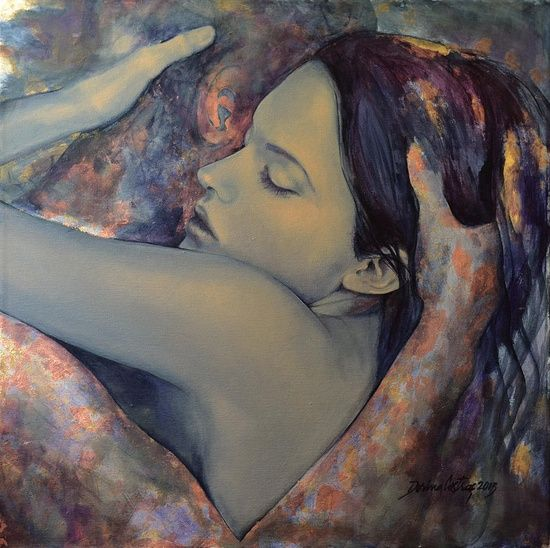 "dorina costras art | Art I Love / ""Romance With A Chimera"" by Dorina Costras"