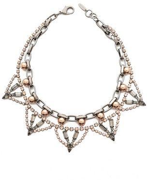 Joomi Lim Modern Muse Single Row Necklace on shopstyle.com