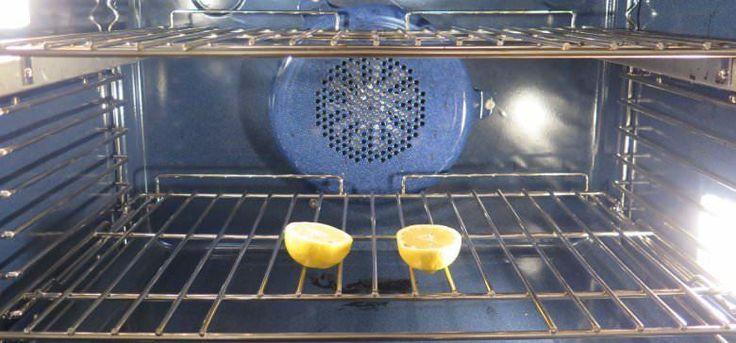 Βάζει ένα λεμόνι στο φούρνο – Μόλις δείτε γιατί, θα το κάνετε κι εσείς ΑΜΕΣΩΣ…