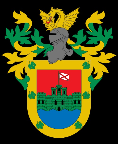 valdivia, that is the Valdivia Coat of Arms