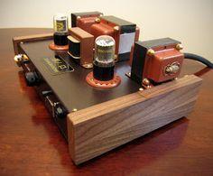 DIY Audio Electronics from Zynsonix.com: The Millett Jonokuchi Headphone & Speaker Amplifier