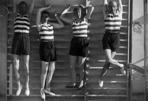Man Ray - Les Mystères du Château de dé, 1929