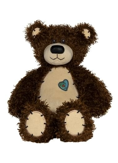 I love my Boo Bear!!! =) Even though mine is tan and all matted downhaha.. hes the best Teddy Bear ever!!!