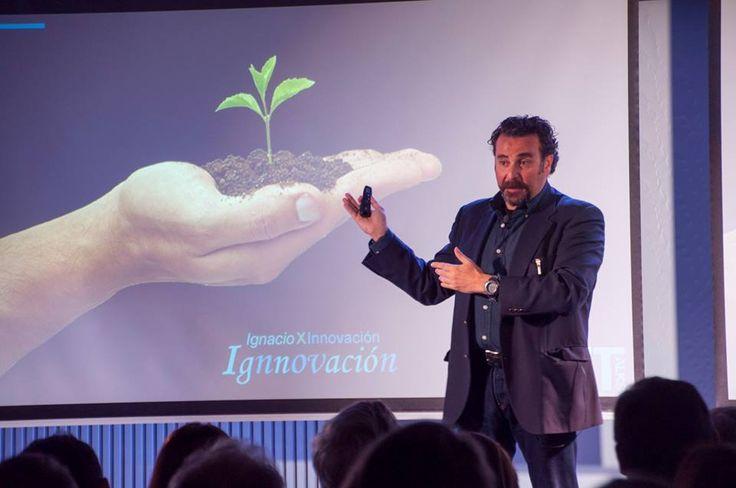 Ignovacion = Ignacio x Innovacion