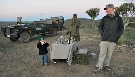 Safaris for children