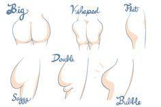Quels mouvements faire en fonction de votre problème de ...fesses ! http://www.youbeauty.com/fitness/booty-shaping-workouts-for-your-butt-type/