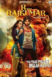Shahid Kapoor R Rajkumar Full Movie Dailymotion. An aimless youth starts working for drug baron and his mission is to kill is rival.