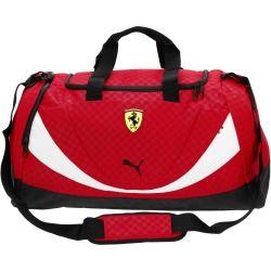 Scuderia Ferrari Replica Travel Bag - product - Product Review