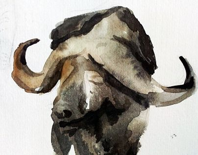 "Check out new work on my @Behance portfolio: ""буйвол"" http://on.be.net/1HmkN9E"