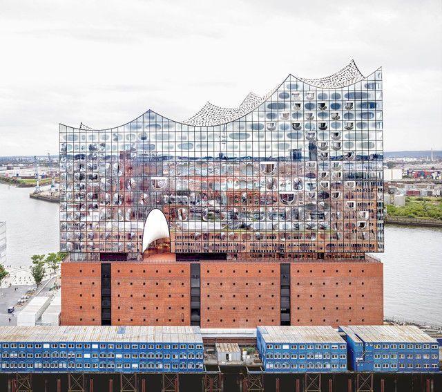 Candida Hofer Elbphilharmonie Hamburg Herzog De Meuron Hamburg I 2016 2016 Available For Sale Artsy In 2020 Elbphilharmonie Hamburg Hotel Exterior Hamburg