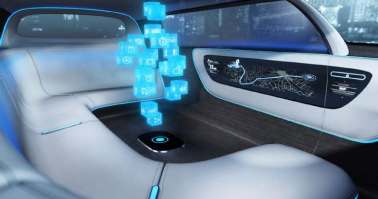 Передача управления. Каким видят будущее IoT участники Токийского автосалона 2015.