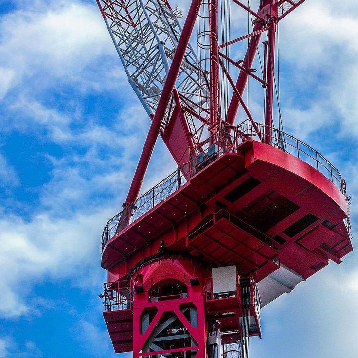 Tokyo Olympic 2020 #tokyoolympic2020 #東京オリンピック #newnationalstadium #新国立競技場 #新国立競技場建設中 #construction #constructionequipment