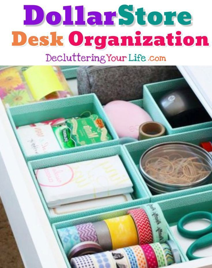 Phenomenal Desk Organization Is Cheap And Easy With Clever Dollar Store Download Free Architecture Designs Scobabritishbridgeorg