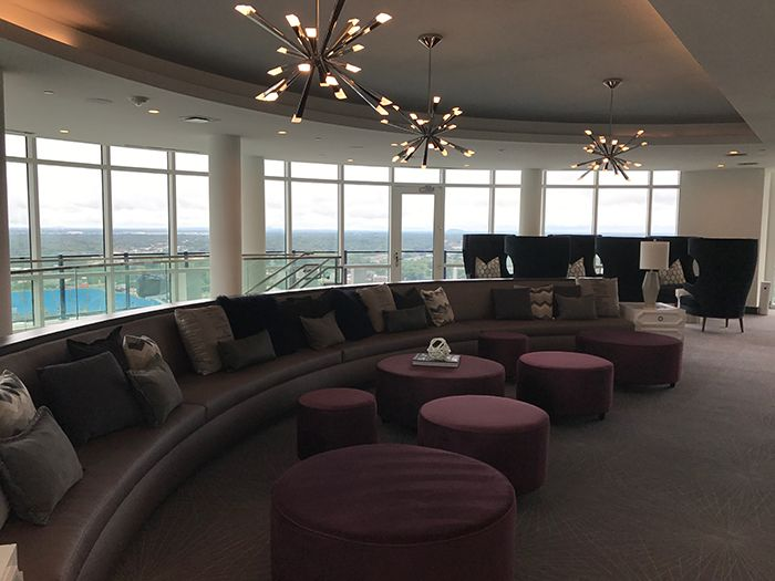 See what life looks like from the 32nd and 33rd floors of Ascent, a new luxury apartment in Uptown (video) - Charlotte Agenda