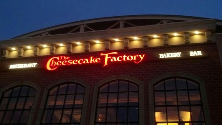 Cheesecake Factory's First NYC Location to Debut Next Month - Eater NY