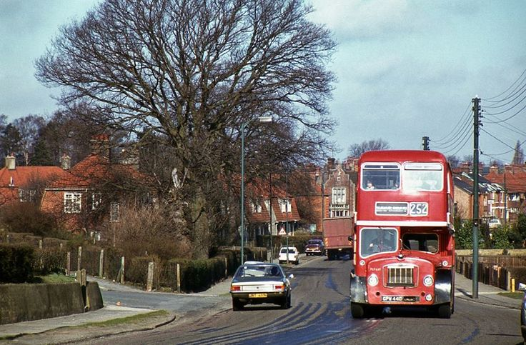 Felixstowe Road Ipswich 1979