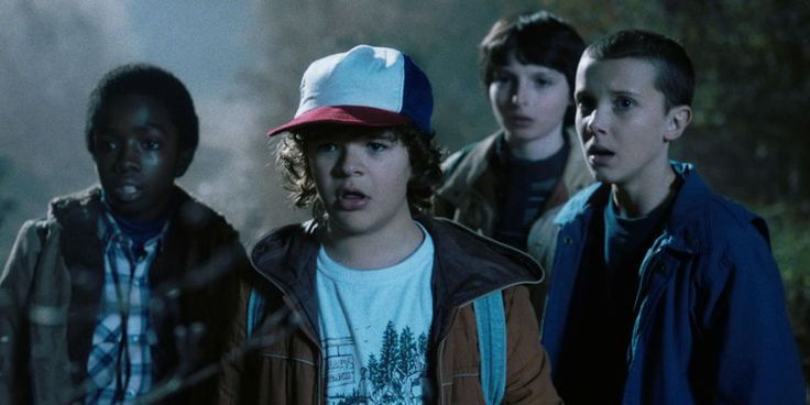 "tv show ""Stranger Things"" on Netflix  Remembering a time when movies and TV reflected real-life dangers."