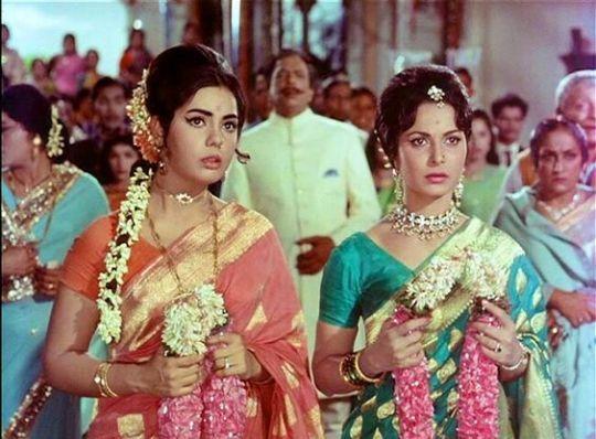 Ram Aur Shyam, Mumtaz & Waheeda Rehman