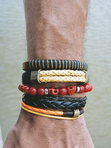 Mens Jewellery - A Style Shift!