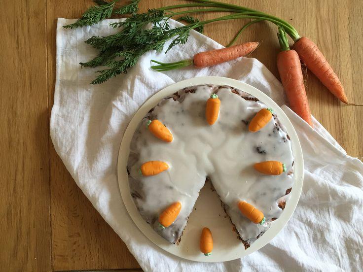 Le gâteau qui vous rend carotte - BOLERO