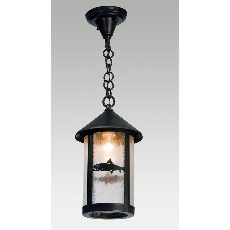 8 Inch W Bonefish Fulton Hanging Lantern Pendant Theme: NAUTICAL ANIMALS Product Family: Bonefish Fulton Product Type: CEILING FIXTURE Product Application: Color